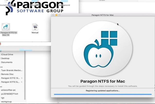 Paragon NTFS 15 5 53 Crack Mac OS X [Keygen + Serial